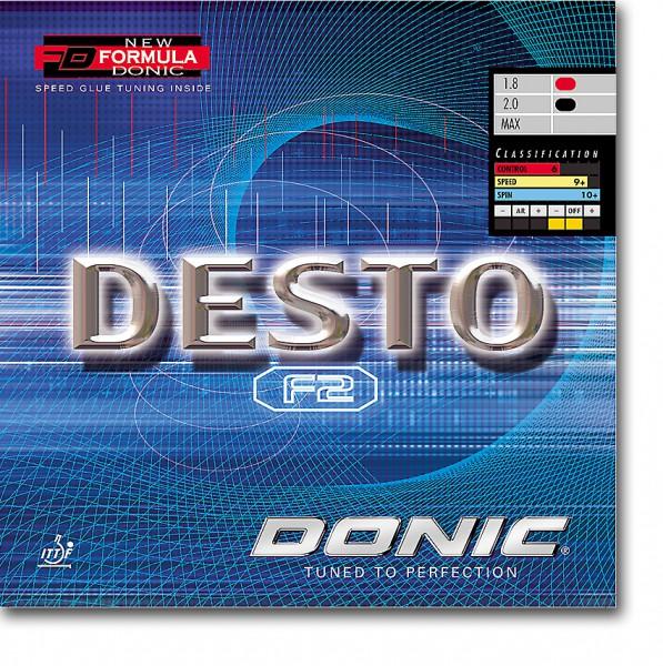 """DONIC """"Desto F2"""""""