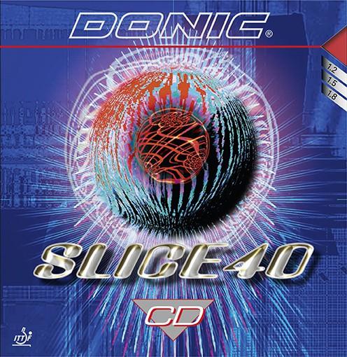 """DONIC """"Slice 40 CD"""""""