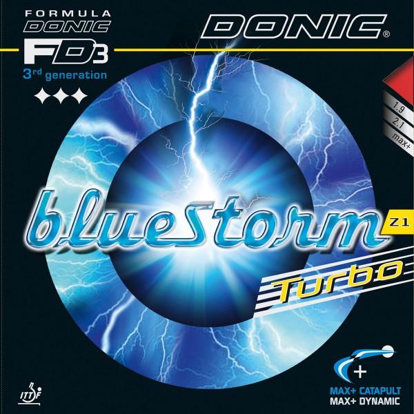 "DONIC ""Bluestorm Z1 Turbo"""