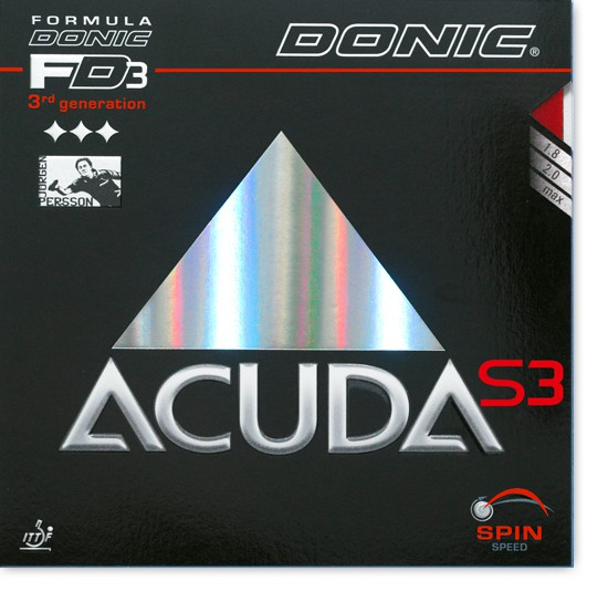 "DONIC ""Acuda S3"""