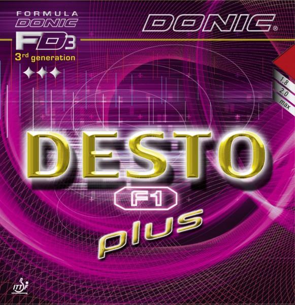 "DONIC ""Desto F1 Plus"""
