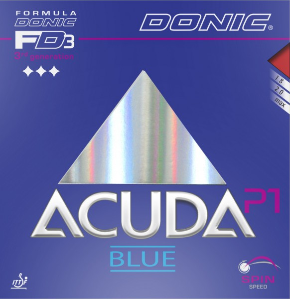 "DONIC ""Acuda Blue P1"""