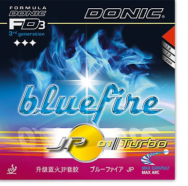 "DONIC ""Bluefire JP01 Turbo"""